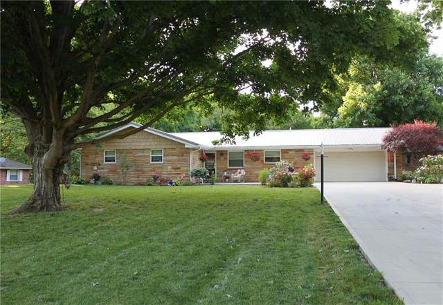 2209 Lake Drive, Anderson, IN 46012 (MLS #21718714) :: The Indy Property Source