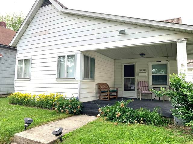 1608 W 6th Street, Muncie, IN 47302 (MLS #21718760) :: Anthony Robinson & AMR Real Estate Group LLC