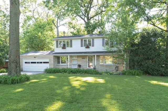 301 S Merrywood Lane, Muncie, IN 47304 (MLS #21718774) :: Anthony Robinson & AMR Real Estate Group LLC