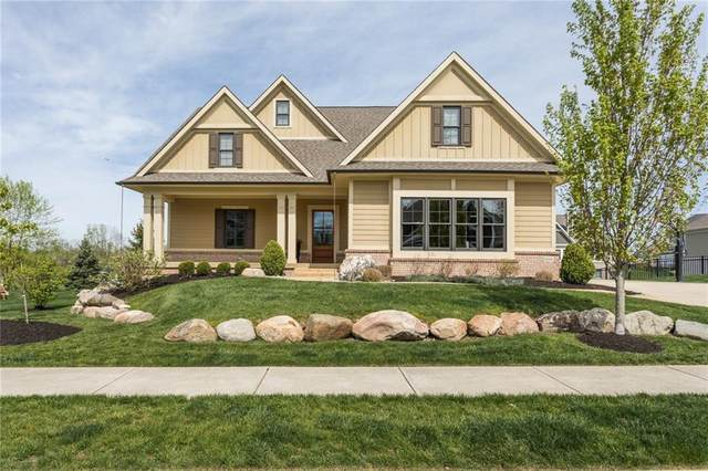16906 Oak Manor Drive, Westfield, IN 46074 (MLS #21718780) :: Anthony Robinson & AMR Real Estate Group LLC