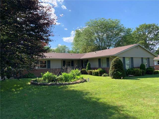 8600 W Lone Beech Drive, Muncie, IN 47304 (MLS #21718790) :: Anthony Robinson & AMR Real Estate Group LLC