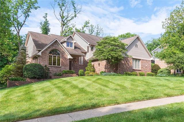 4759 Bayberry Lane, Zionsville, IN 46077 (MLS #21718793) :: Mike Price Realty Team - RE/MAX Centerstone
