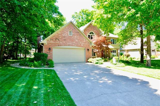 10324 Quiet Way, Indianapolis, IN 46239 (MLS #21718796) :: Anthony Robinson & AMR Real Estate Group LLC