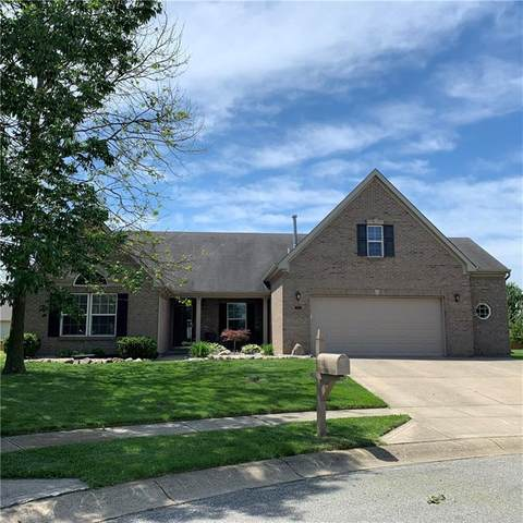 9313 N Storm Bay Circle, Mccordsville, IN 46055 (MLS #21718851) :: Anthony Robinson & AMR Real Estate Group LLC