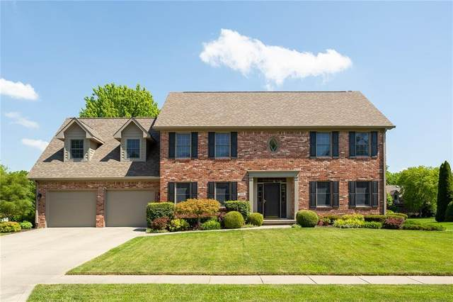 7656 Meadow Violet Drive, Avon, IN 46123 (MLS #21718858) :: The Evelo Team