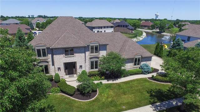 7169 Franklin Parke Boulevard, Indianapolis, IN 46259 (MLS #21718909) :: Anthony Robinson & AMR Real Estate Group LLC