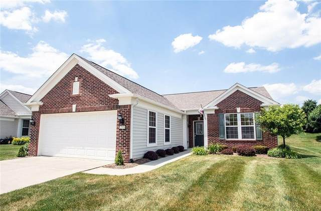 12936 Merlot Lane, Fishers, IN 46037 (MLS #21718914) :: The Indy Property Source