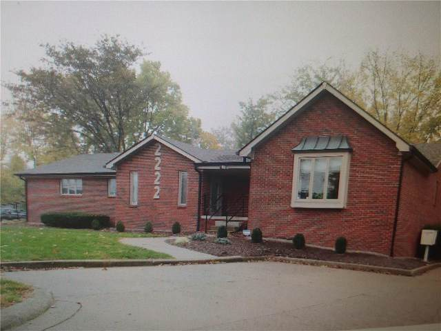 2222 Cunningham Road, Speedway, IN 46224 (MLS #21718932) :: Mike Price Realty Team - RE/MAX Centerstone