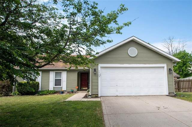 7723 Platini Place, Indianapolis, IN 46214 (MLS #21718945) :: Anthony Robinson & AMR Real Estate Group LLC