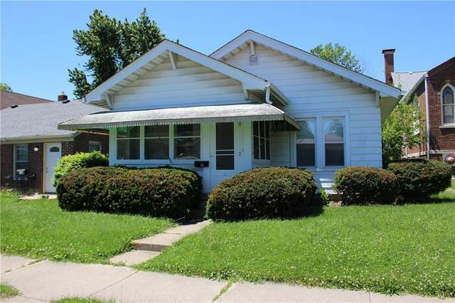 110 S 9th Avenue, Beech Grove, IN 46107 (MLS #21718949) :: Anthony Robinson & AMR Real Estate Group LLC