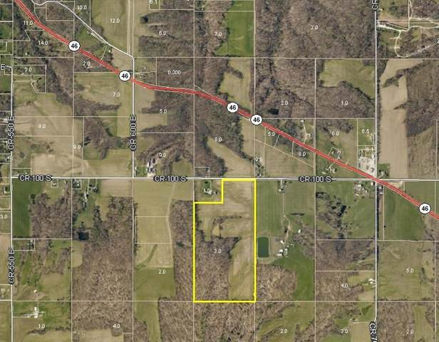 6500 E Co Rd 100 S, Bowling Green, IN 47833 (MLS #21718955) :: The Indy Property Source