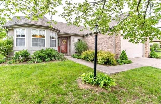 12524 Winding Creek Lane, Indianapolis, IN 46236 (MLS #21718968) :: Anthony Robinson & AMR Real Estate Group LLC