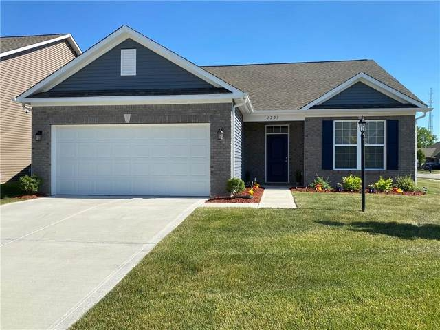 1203 Blackthorne Trail N, Plainfield, IN 46168 (MLS #21718975) :: Mike Price Realty Team - RE/MAX Centerstone