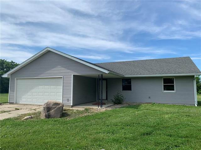 10910 E County Road 500 S, Selma, IN 47383 (MLS #21719028) :: The ORR Home Selling Team