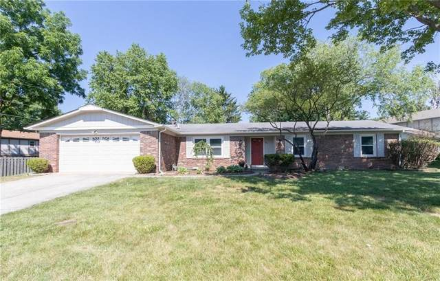 99 Stonehedge Court, Carmel, IN 46032 (MLS #21719066) :: Anthony Robinson & AMR Real Estate Group LLC