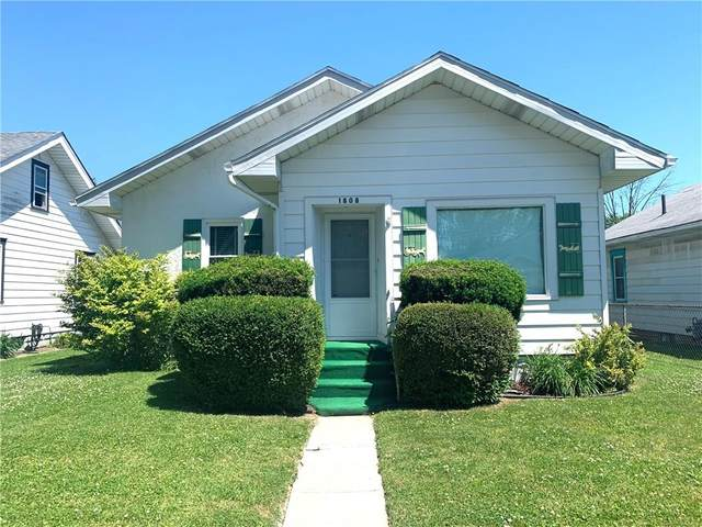 1808 W 11th Street, Muncie, IN 47302 (MLS #21719078) :: Anthony Robinson & AMR Real Estate Group LLC