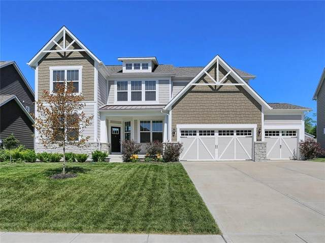 16264 Red Clover Lane, Noblesville, IN 46062 (MLS #21719084) :: Anthony Robinson & AMR Real Estate Group LLC