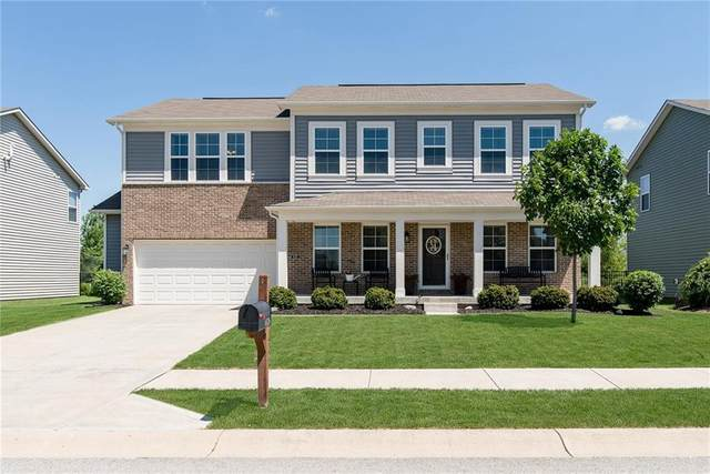 6126 W Brickell Lane, Mccordsville, IN 46055 (MLS #21719086) :: Anthony Robinson & AMR Real Estate Group LLC