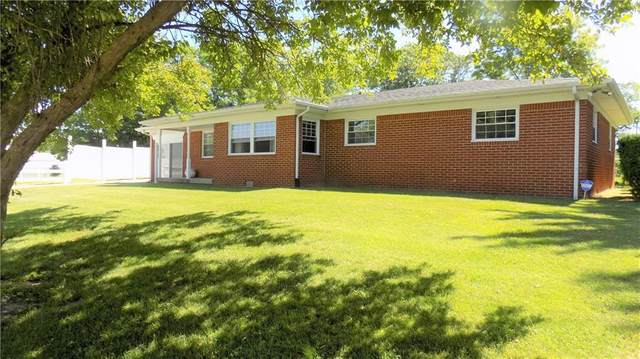 1229 S Bloomington Street, Greencastle, IN 46135 (MLS #21719092) :: The Indy Property Source