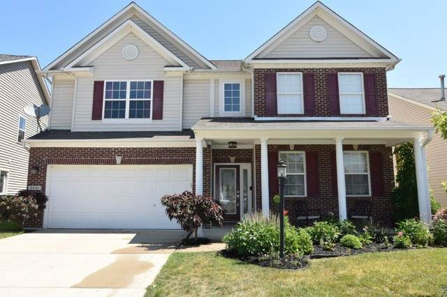2530 Lakecrest Drive, Columbus, IN 47201 (MLS #21719097) :: Anthony Robinson & AMR Real Estate Group LLC