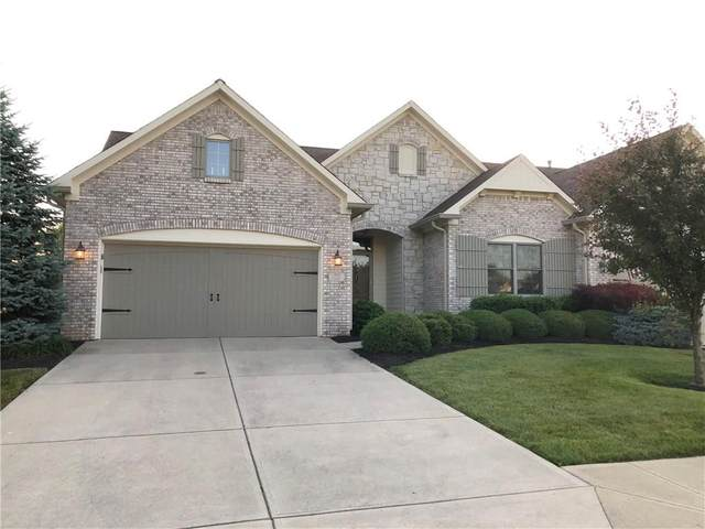 4084 Bayberry Court, Greenwood, IN 46143 (MLS #21719101) :: Mike Price Realty Team - RE/MAX Centerstone