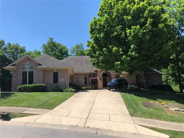 143 Wagon Trail, Mooresville, IN 46158 (MLS #21719109) :: The Indy Property Source