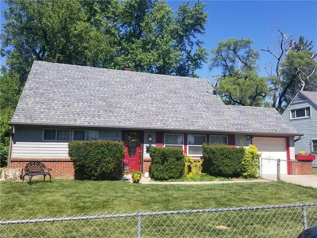 4046 N Sheridan Avenue, Indianapolis, IN 46226 (MLS #21719119) :: Anthony Robinson & AMR Real Estate Group LLC