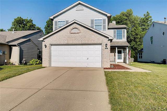 2382 Majestic Prince Drive, Indianapolis, IN 46234 (MLS #21719131) :: Anthony Robinson & AMR Real Estate Group LLC