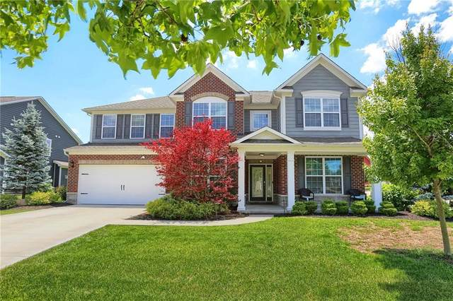 19634 Wagon Trail Drive, Noblesville, IN 46060 (MLS #21719157) :: Anthony Robinson & AMR Real Estate Group LLC
