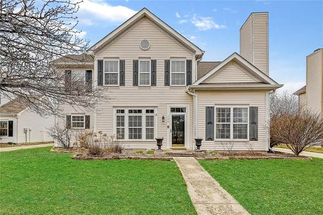 750 Piedmont Drive, Westfield, IN 46074 (MLS #21719164) :: The Indy Property Source