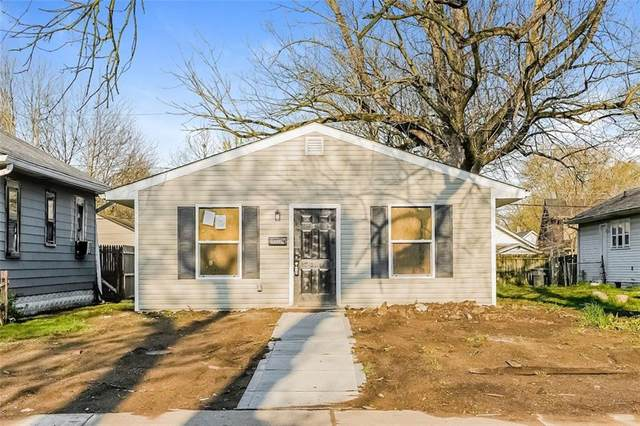 622 N Linwood Avenue, Indianapolis, IN 46201 (MLS #21719175) :: Anthony Robinson & AMR Real Estate Group LLC