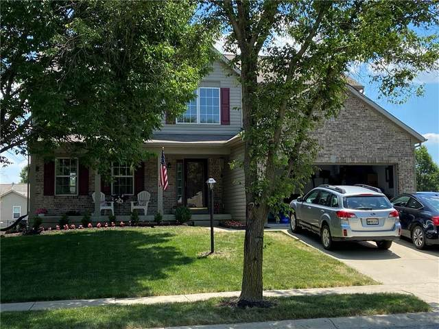 18812 Stockton Drive, Noblesville, IN 46062 (MLS #21719262) :: Anthony Robinson & AMR Real Estate Group LLC