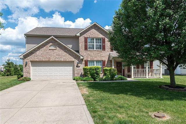 1881 Wynnewood Lane, Avon, IN 46123 (MLS #21719268) :: The Indy Property Source