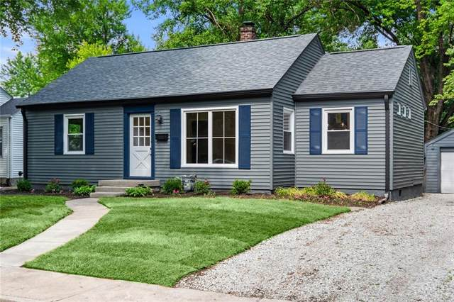 5331 Primrose Avenue, Indianapolis, IN 46220 (MLS #21719281) :: Anthony Robinson & AMR Real Estate Group LLC