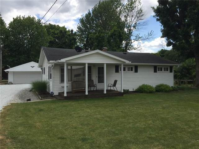 6537 W Church Street, Knightstown, IN 46148 (MLS #21719318) :: The Indy Property Source