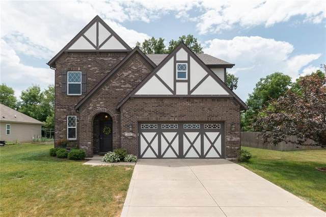 4689 Muscatine Way, Westfield, IN 46062 (MLS #21719338) :: The Indy Property Source