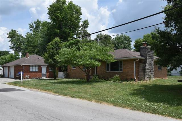 989 S St Clair Street, Martinsville, IN 46151 (MLS #21719363) :: Mike Price Realty Team - RE/MAX Centerstone