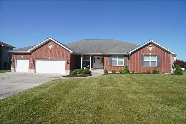 65 Red Maple Court, Batesville, IN 47006 (MLS #21719379) :: Mike Price Realty Team - RE/MAX Centerstone