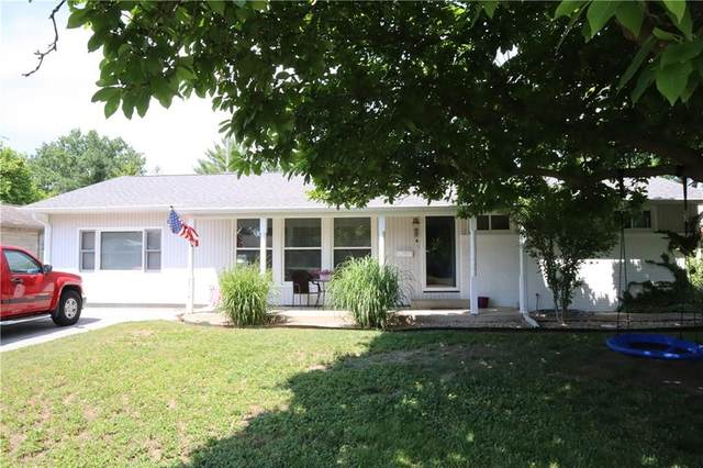 2514 Franklin Street, Columbus, IN 47201 (MLS #21719393) :: Anthony Robinson & AMR Real Estate Group LLC