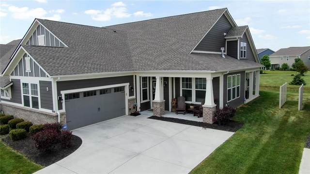 10870 Matherly Way 5B, Noblesville, IN 46060 (MLS #21719413) :: The Indy Property Source