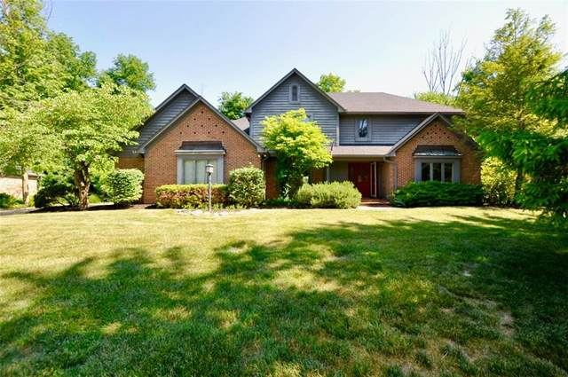 10978 Windjammer Dr N, Indianapolis, IN 46256 (MLS #21719419) :: Mike Price Realty Team - RE/MAX Centerstone