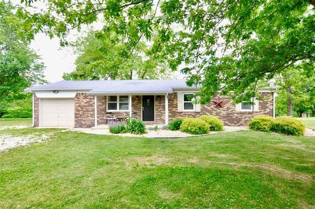 2928 E County Road 100 N, Danville, IN 46122 (MLS #21719479) :: Anthony Robinson & AMR Real Estate Group LLC