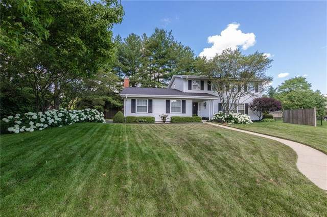 3640 Deerfield Place, Columbus, IN 47203 (MLS #21719480) :: Anthony Robinson & AMR Real Estate Group LLC