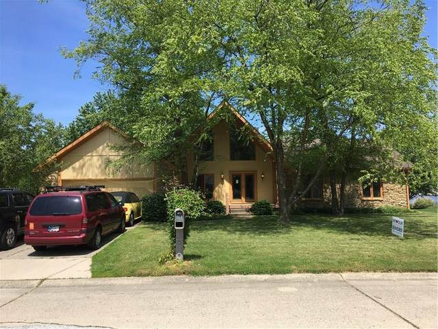 8414 Gallant Fox Drive, Indianapolis, IN 46217 (MLS #21719493) :: Anthony Robinson & AMR Real Estate Group LLC