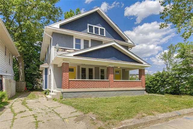 3730-3732 N Salem Street, Indianapolis, IN 46208 (MLS #21719509) :: Mike Price Realty Team - RE/MAX Centerstone