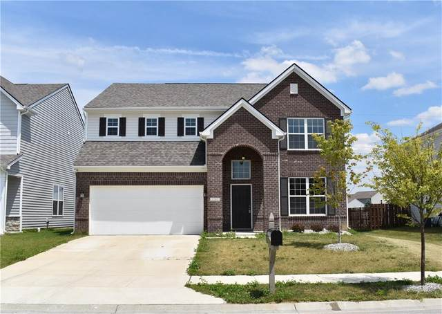 2382 Creekland Drive, Columbus, IN 47201 (MLS #21719520) :: Anthony Robinson & AMR Real Estate Group LLC