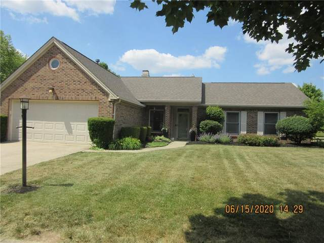 5208 Jerry Court, Indianapolis, IN 46254 (MLS #21719539) :: Anthony Robinson & AMR Real Estate Group LLC
