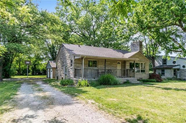 5090 Camden Street, Indianapolis, IN 46227 (MLS #21719598) :: Anthony Robinson & AMR Real Estate Group LLC