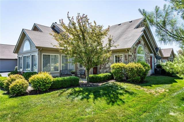 7938 Gold Brook Drive, Indianapolis, IN 46237 (MLS #21719624) :: The Indy Property Source