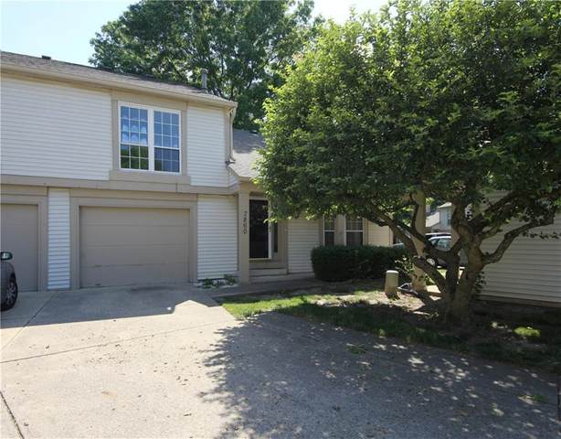 7860 Hunters Path, Indianapolis, IN 46214 (MLS #21719632) :: Anthony Robinson & AMR Real Estate Group LLC